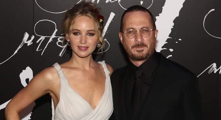 ¿Jennifer Lawrence y Darren Aronofsky terminaron su romance?