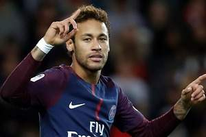 A por Neymar en 2018