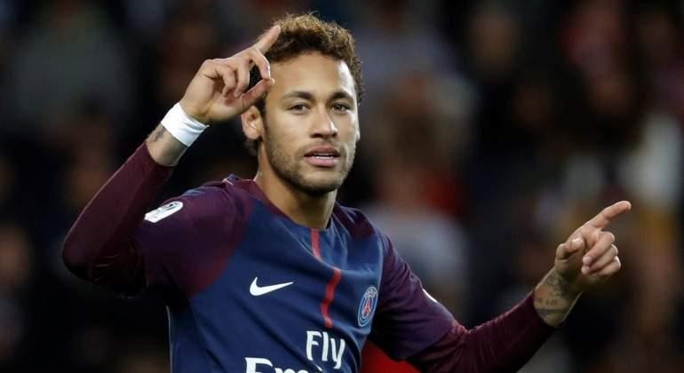 El vuelo en picado del Real Madrid para el fichaje de Neymar en 2018