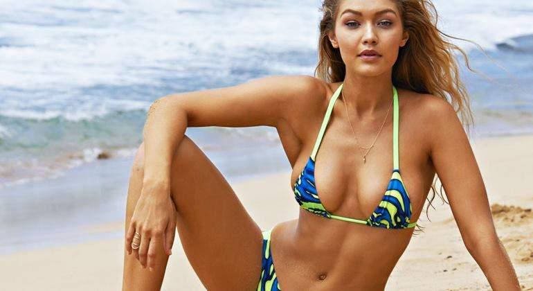 Greek bikini supermodels