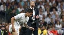 El doble juego de Zidane con James