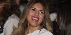 Chabelita: la extensa ficha policial de su novio