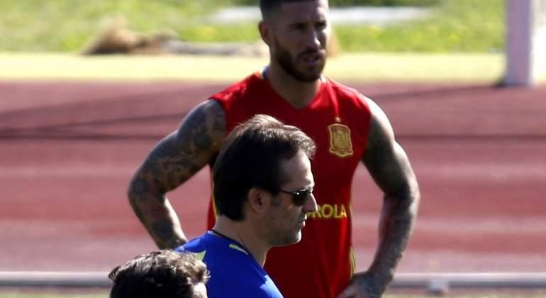 El miedo de Lopetegui con Sergio Ramos por la salida de Casillas