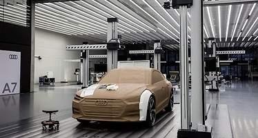 Así diseña Audi sus coches: el proceso, paso a paso