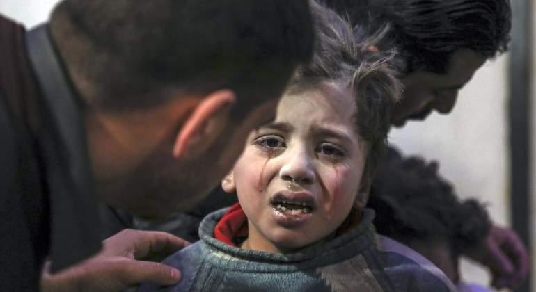 Masacre en Guta tras un nuevo bombardeo de Al Assad