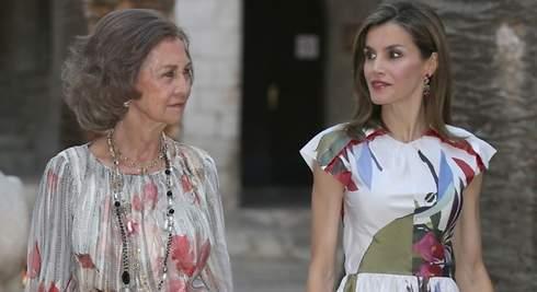 Sofía y Letizia: batalla real por el futuro de la infanta Cristina
