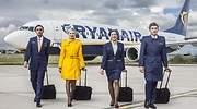 Los sindicatos desconvocan la huelga prevista para este martes de los tripulantes de cabina de Ryanair
