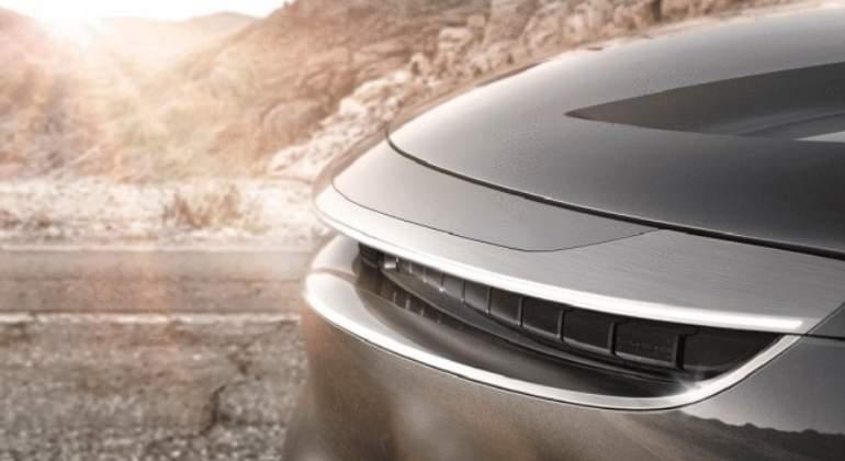 Atieva, el Tesla chino, muestra las primeras imágenes de su primer coche
