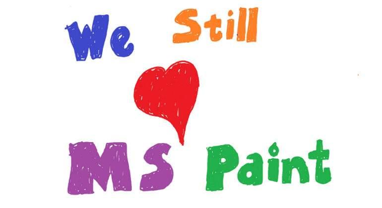 Microsoft le dice adiós al emblemático Paint