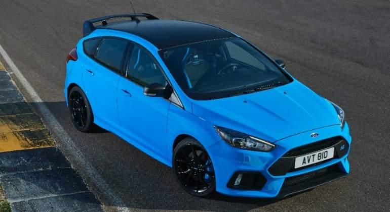 El Ford Focus RS, más agresivo que nunca gracias a un nuevo paquete prestacional