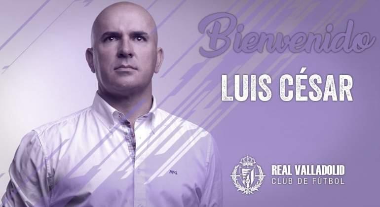 Luis César Sampedro será el entrenador del Valladolid