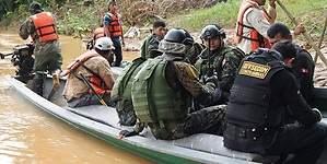 Gobierno recuperó de la minería ilegal más de 500 hectáreas en la Reserva Tambopata