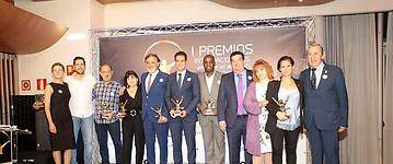 Gijón se estrena con éxito en la celebración de los I Premios