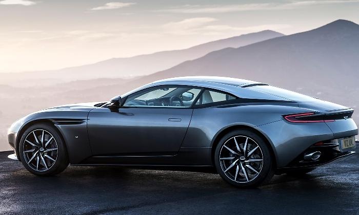 El Motor Del Nuevo Aston Martin Db11 608 Cv Elaborados De Forma