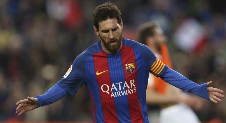 Multa en vez de pena de prisión para Messi