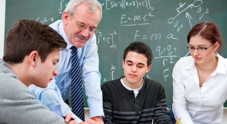 Maestros sexy con estudiantes