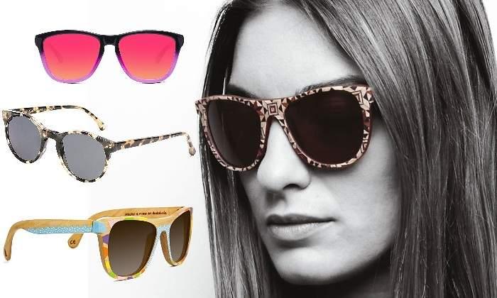 11ce2a0061 Las gafas de sol de diseño español, una oportunidad de negocio ...