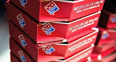Dominos Pizza prueba el reparto con drones: la revolución tecnológica lleva tiempo en la comida rápida