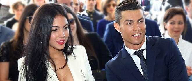Georgina Rodríguez ya presume de su novio Cristiano Ronaldo en las redes