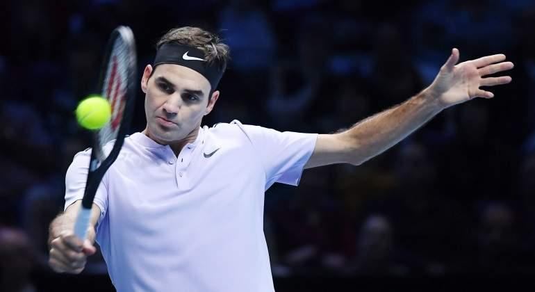 Siga ahora en directo: R. Federer vs D. Goffin