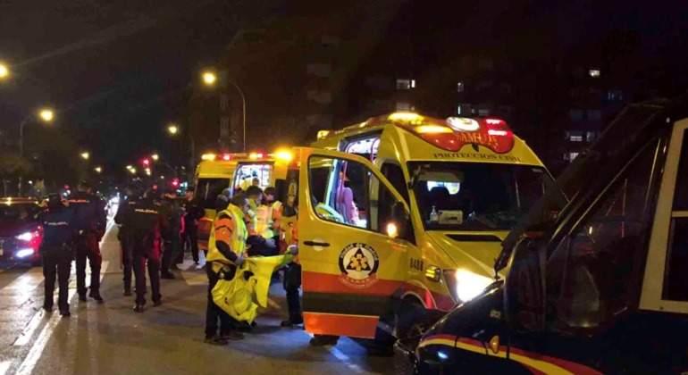 Ambulancia-Herido-Frente-Atletico-2018-efe.jpg