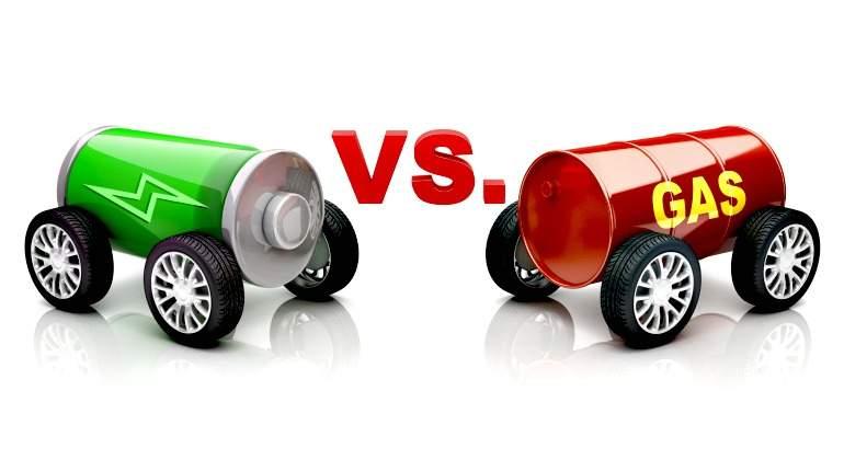 ¿Coche eléctrico o gasolina? El precio dejará pronto de ser un problema
