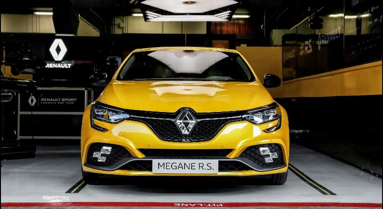 renault m gane r s trophy 2018 una versi n a n m s picante con 300 cv. Black Bedroom Furniture Sets. Home Design Ideas