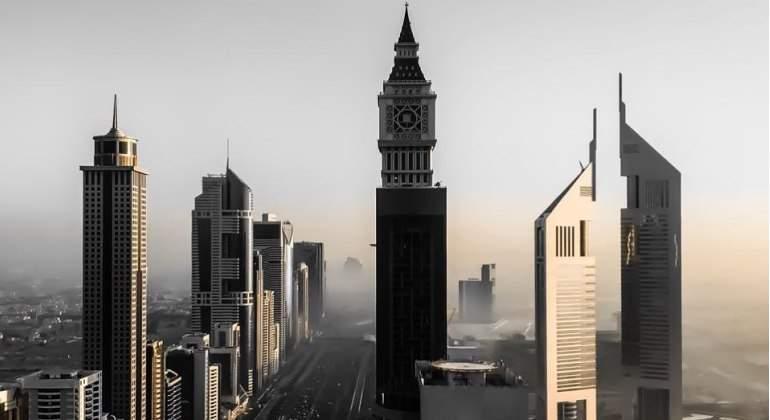 El hotel más alto del mundo, inaugurado en Dubái