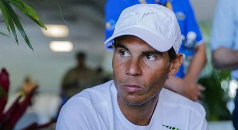 En Miami, Nadal ganó en su partido N° 1.000