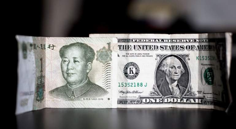yuan dolar