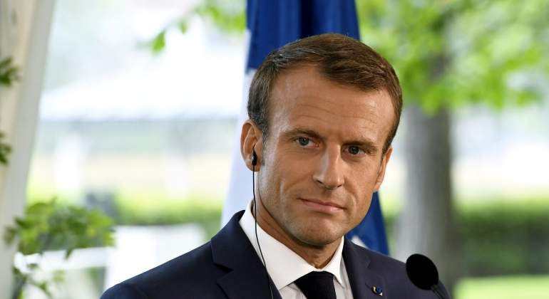 259c3ea9f29 Macron advierte a Rivera de que no acepta ambigüedades con Vox y amenaza  con …