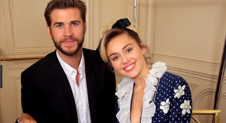 Miley ya es la señora de Hemsworth