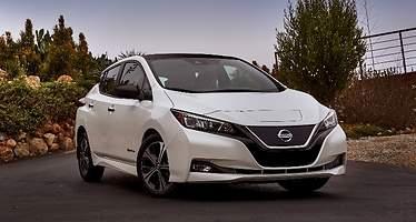 El Nissan Leaf 2018 dispara su autonomía hasta los 378 km