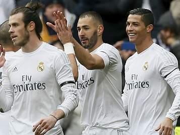 El Real Madrid se gusta ante el Alavés en el mejor día de la BBC