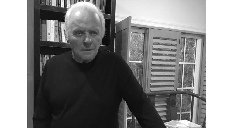 El video viral de Anthony Hopkins que sorprendió a todos