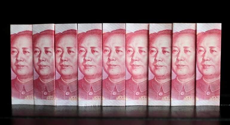 China: de donde viene, adonde va. Evolución del capitalismo en China. - Página 27 Yuan-divisas-fila