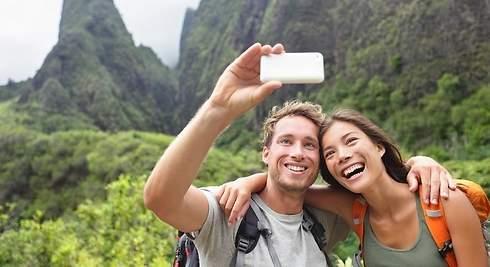 Los cinco mejores destinos para hacerse un selfie