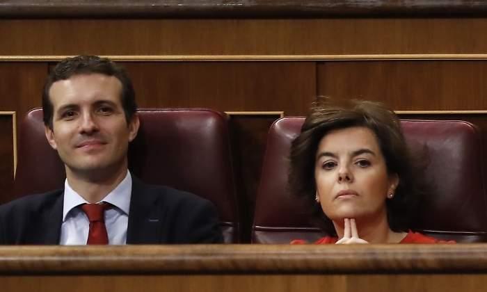 Santamaría y Casado se reúnen en Génova pero no son capaces de llegar a un acuerdo