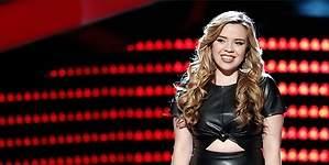 Adam Levine y Miley Cyrus, apantallados en The Voice