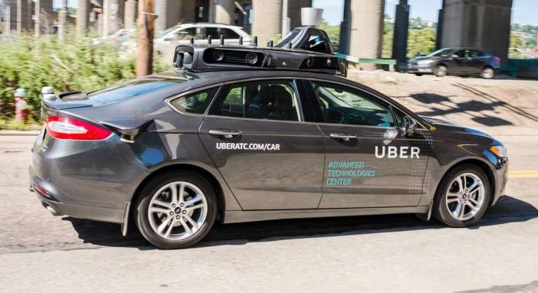 Uber lanza hoy servicio de coches sin conductor en Estados Unidos