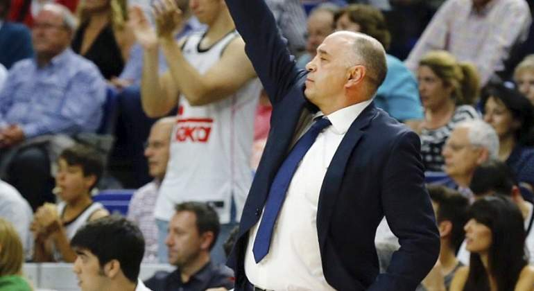 Laso: No me parece mal que se sancione de oficio a Tomic