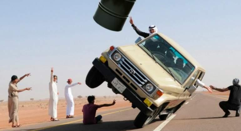 saudi petroleo
