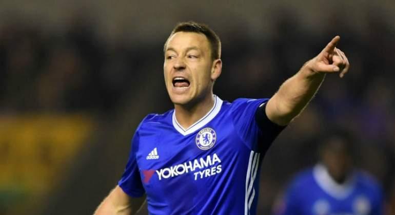 John Terry abandonará al Chelsea