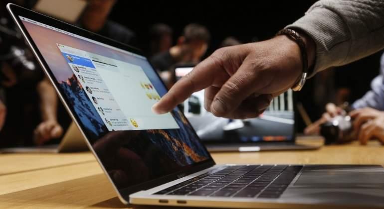 Apple reemplazará baterías de MacBooks con fallas