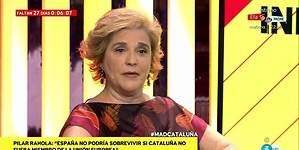 El elevado sueldo de Pilar Rahola por su sección de 15 min en Tot es mou de TV3