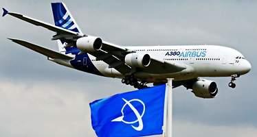 Standard & Poors eleva un escalón el rating de Airbus hasta A+