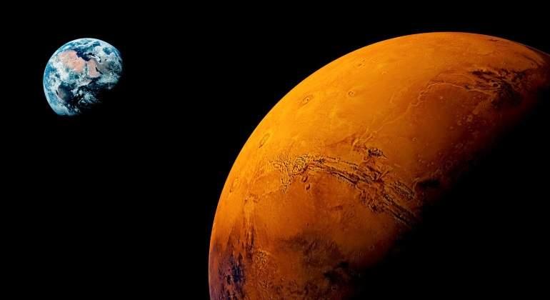 Bélgica pone el estetoscopio a Marte para escuchar su corazón
