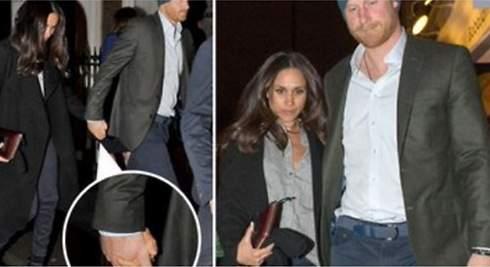 El príncipe Enrique y Meghan Markle: cena romántica en Londres