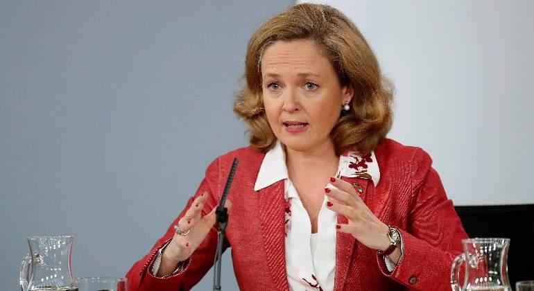 Calviño quiere continuar de ministra de Economía aunque no esté en las  listas f81de0938555