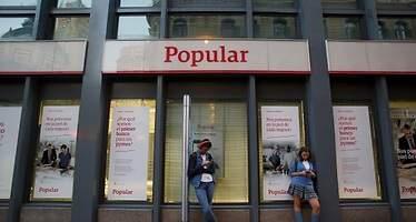 Las pérdidas de Popular harán caer un 11% el beneficio del sector en 2016